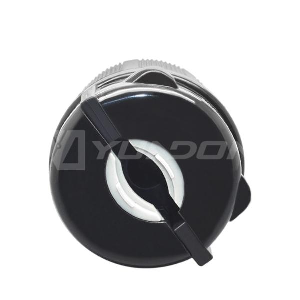 现货NEMA L15-30P美式美标四极电源插头 30A大功率防脱自锁式插头