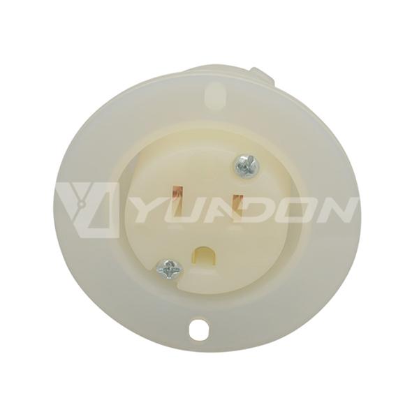 NEMA 5-15 Plug American Standard Plug NEMA 5-15P US Straight Plug Wiring Power Plug 05