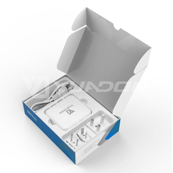 USB桌面充电器05